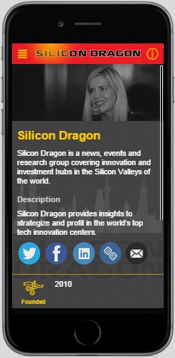 Silicon Dragon App