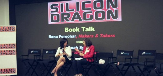 Silicon Dragon NY 2016: Book Talk