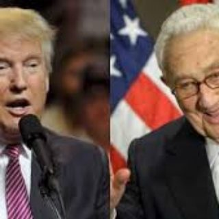 Trump-Kissinger
