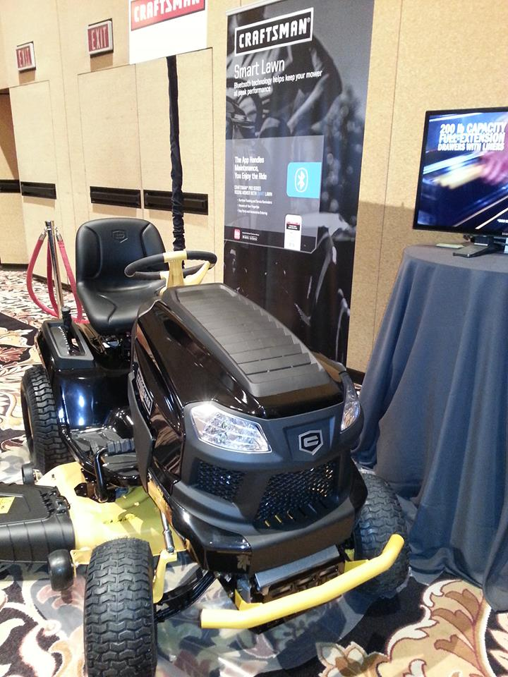 lawnmower, CES