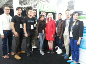 Cyberport at Disrupt