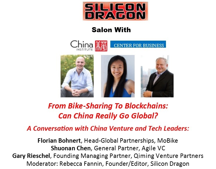 Silicon Dragon Salon NY 2017 @ China Institute | New York | New York | United States