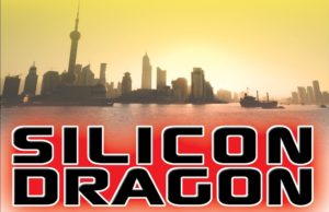 title, Silicon Dragon book cover